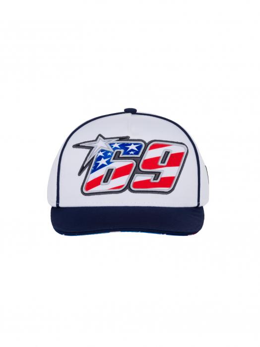 Baseball Cap - Nicky Hayden 69