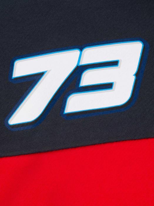 Felpa con zip Dual Honda HRC - Alex Marquez