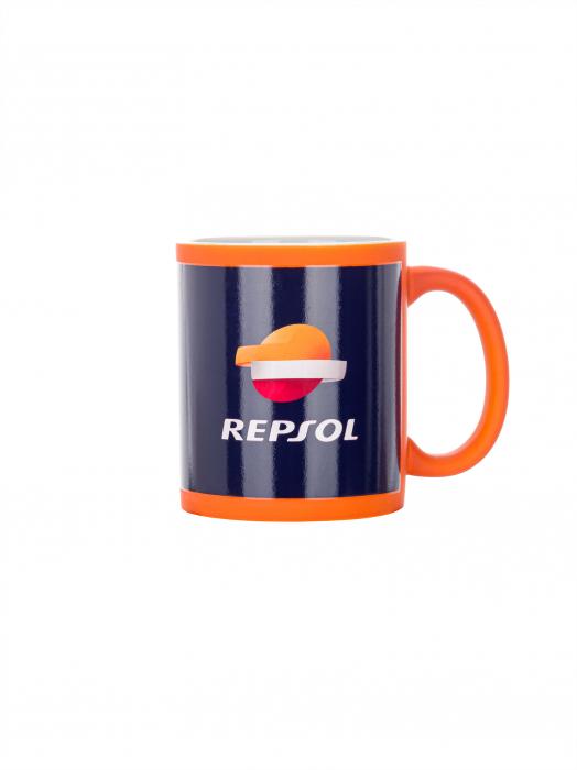 Taza Repsol Honda HRC Logo