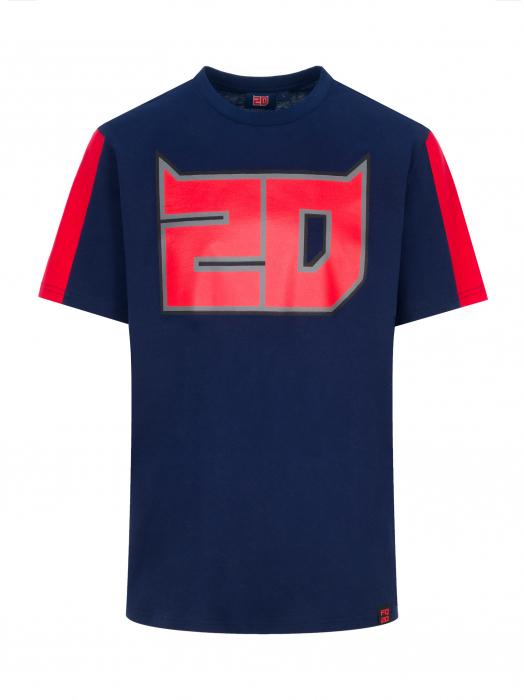 T-shirt Fabio Quartararo - El Diablo 20