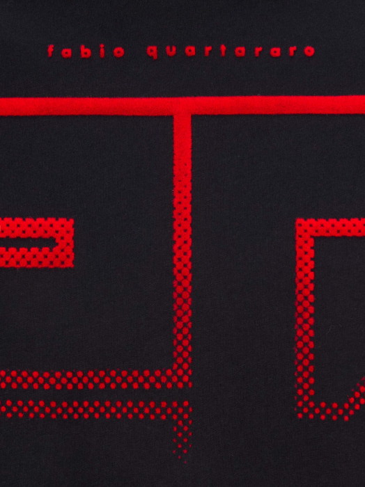 T-shirt Fabio Quartararo - Red 20