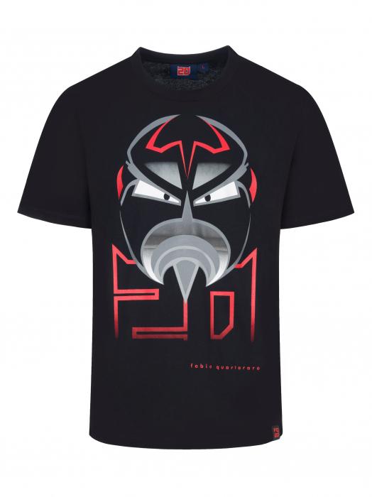 T-shirt Fabio Quartararo - Black20