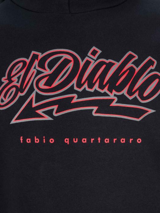 Sweat à capuche Fabio Quartararo