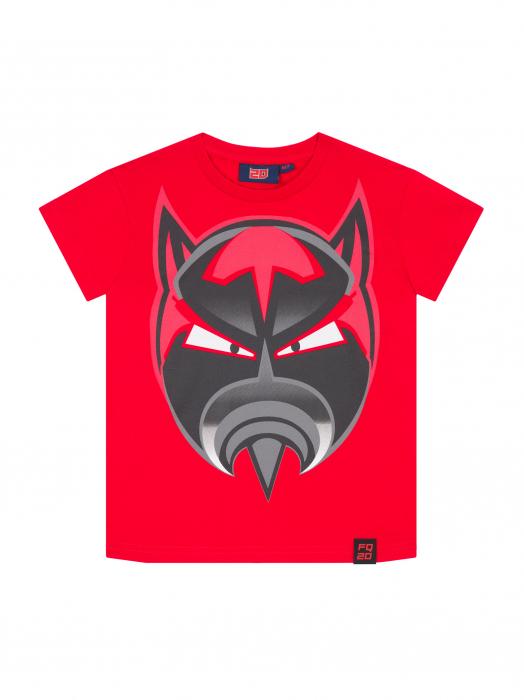 T-shirt enfant Fabio Quartararo - Red