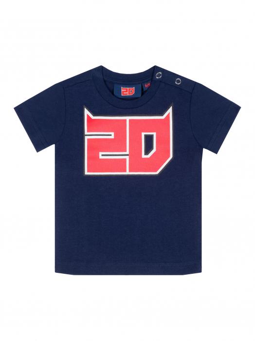 Kid t-shirt Fabio Quartararo 20
