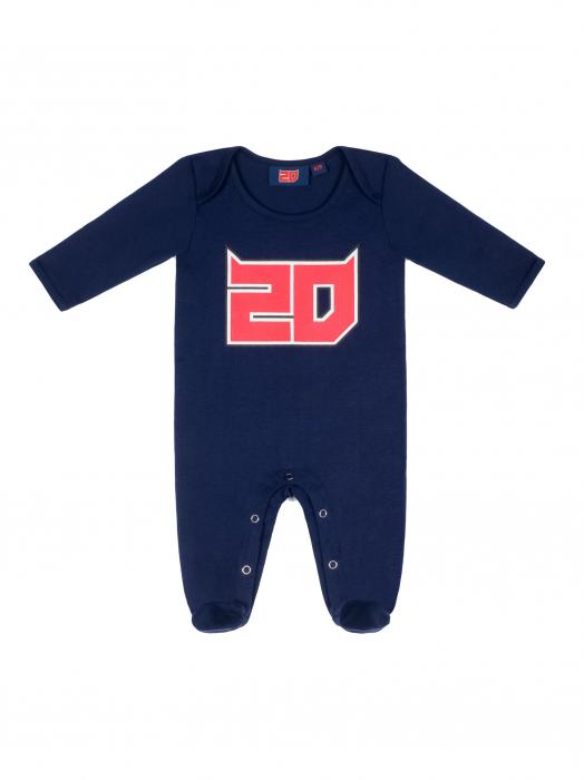 Baby onesie Fabio Quartararo 20