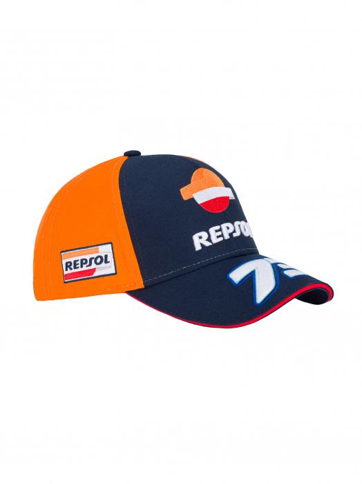 Cappellino da Baseball Repsol Dual - Alex Marquez 73