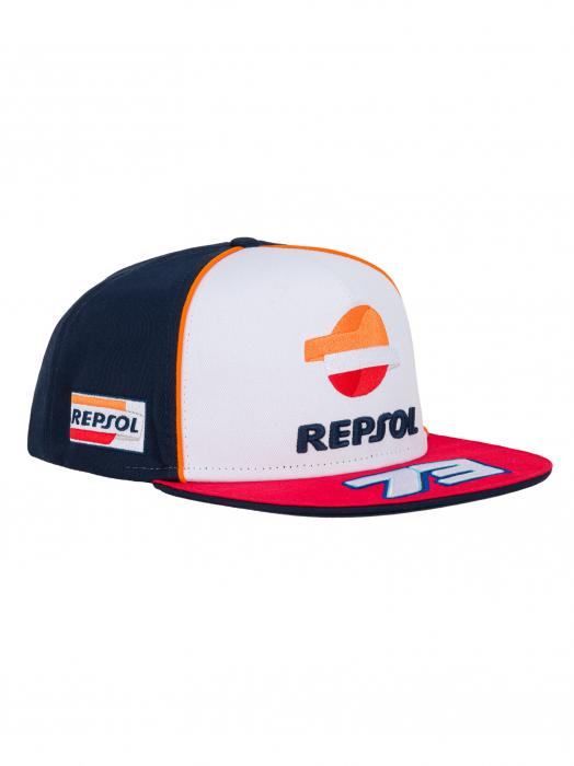 Cappellino Flat Repsol Dual - Alex Marquez