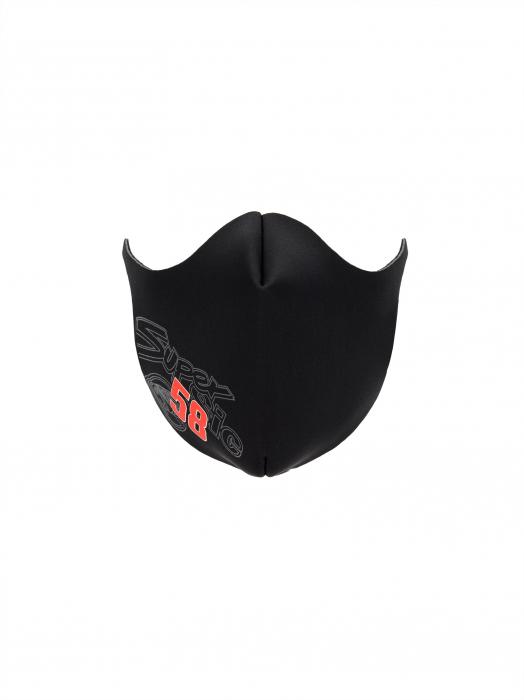 Protective Mask Marco Simoncelli - Sic58