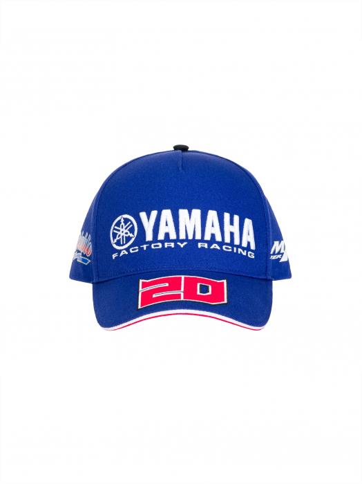 Casquette Fabio Quartararo - Yamaha Dual