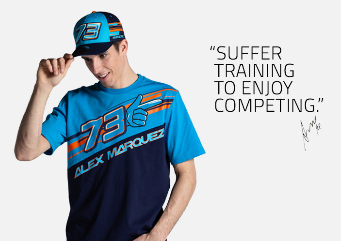 Alex Marquez - Official Collection