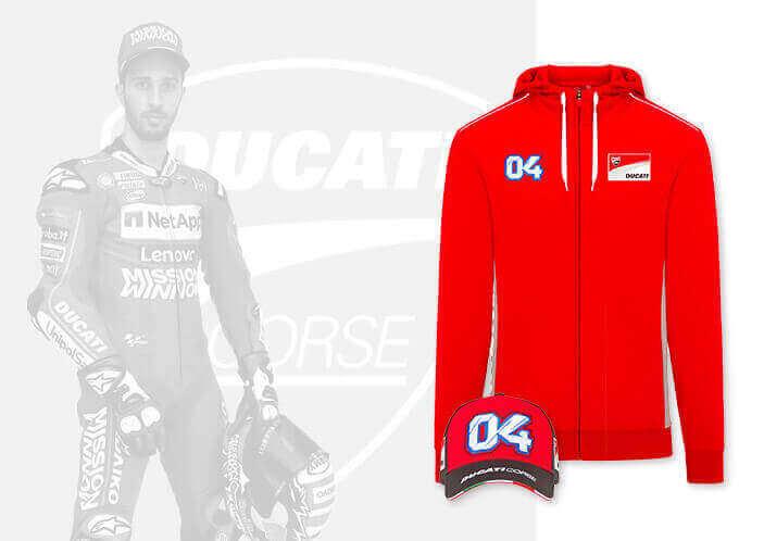 Andrea Dovizioso and Ducati