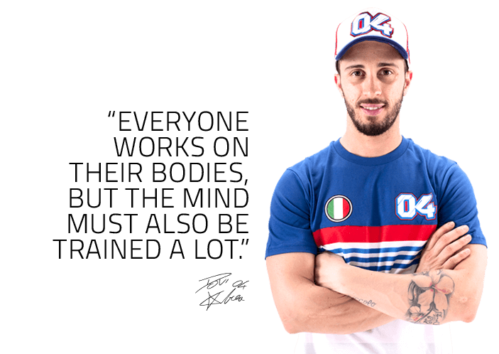 Andrea Dovizioso - New Collection 2020