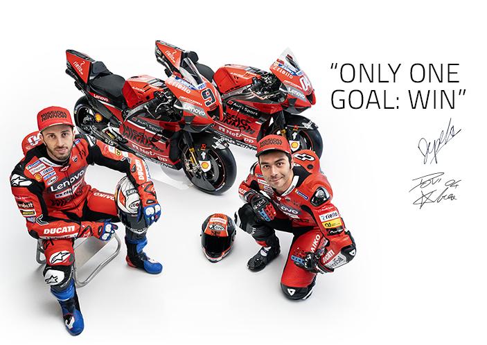 New Collection Ducati Corse 2020