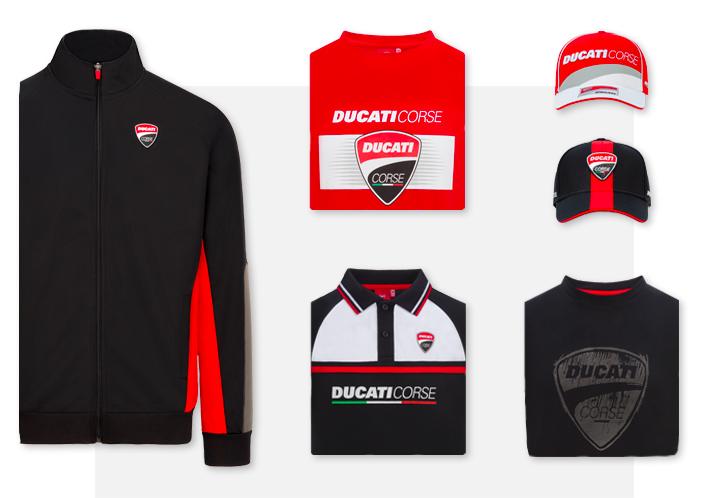 Ducati Corse apparel