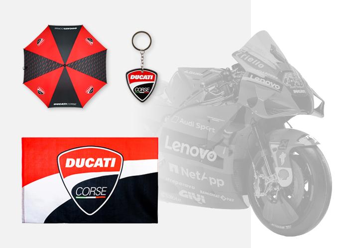 Ducati Corse Accessories