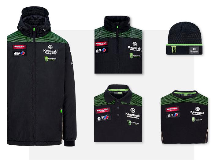Kawasaki Racing Teamwear 2020