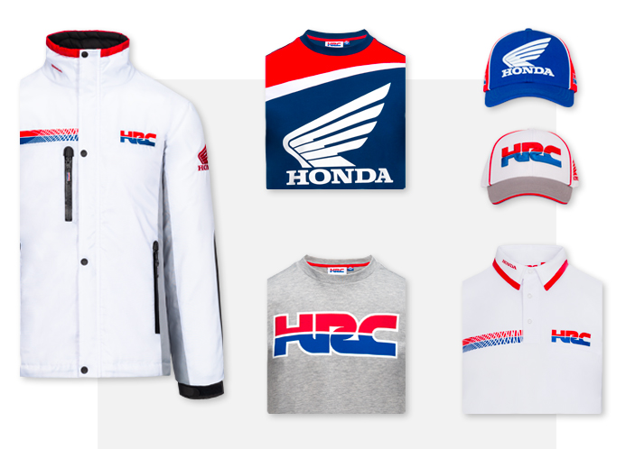 Honda Hrc Official Clothing And Accessories