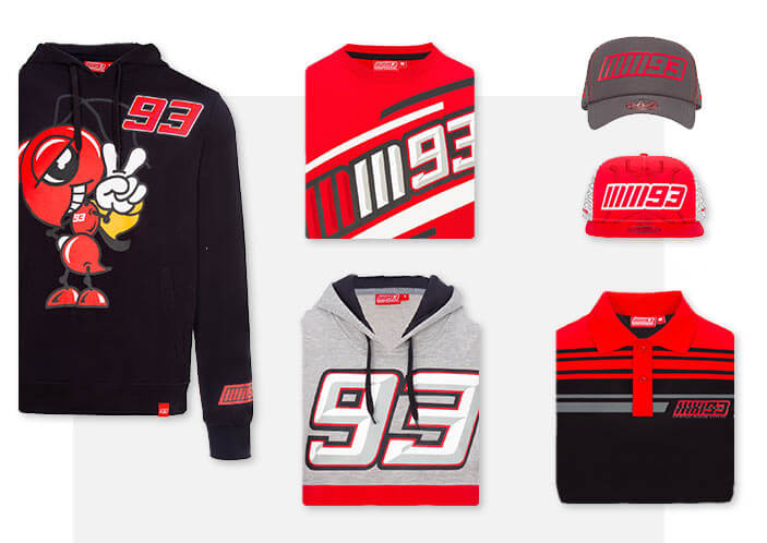 Ropa Marc Marquez