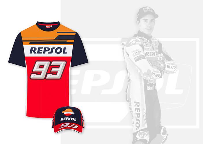 Repsol Dual Marc Marquez 93