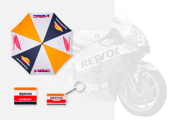 Repsol Honda Accessories