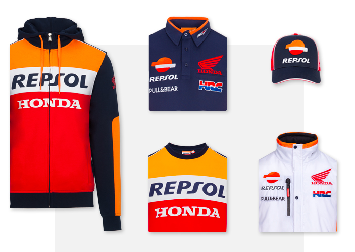 Repsol Team apparel