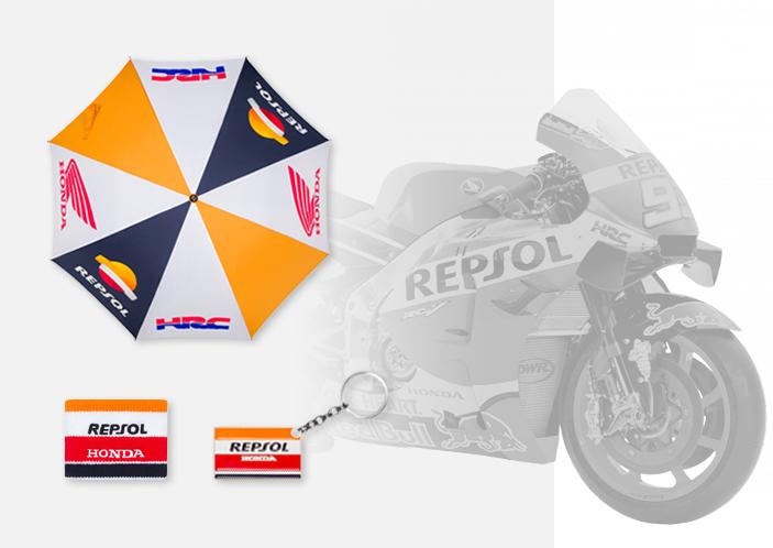 Repsol Honda Accessories