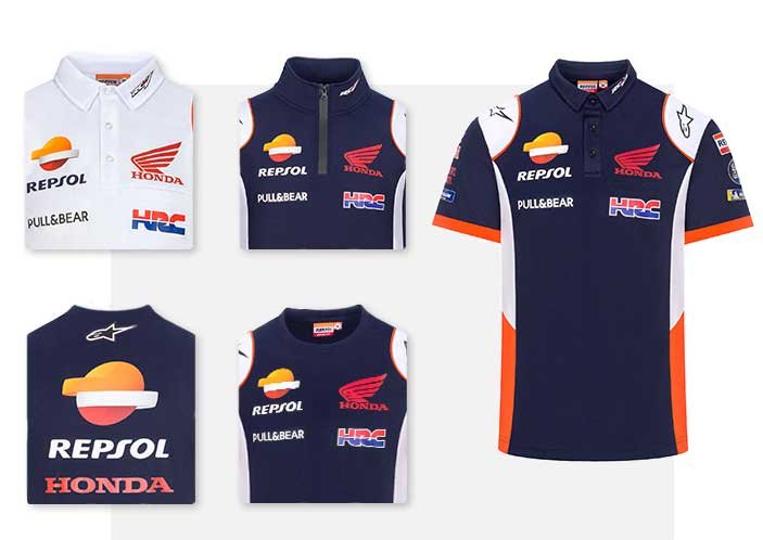 Teamwear Replica - Repsol Honda
