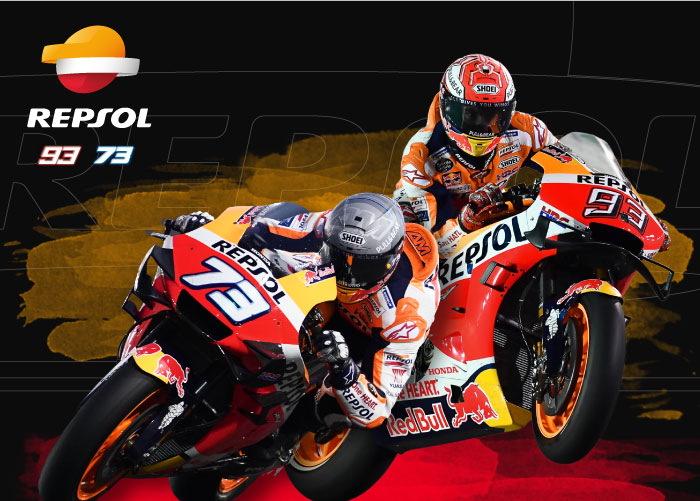 Repsol Dual Collection